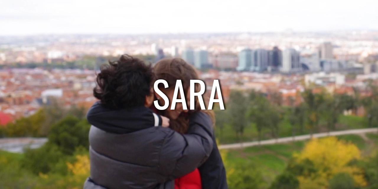 Campaña publicitaria SARA