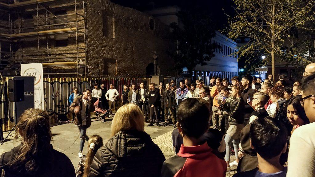 TARDES DE GARAJE ABRE EL FESTIVAL TAPAPIÉS 2019