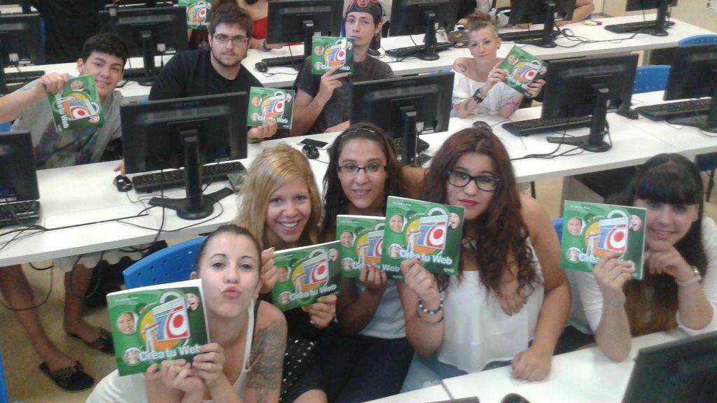 TICSOCIALES: GESTORXS DE TICS COMO RECURSO EDUCATIVO