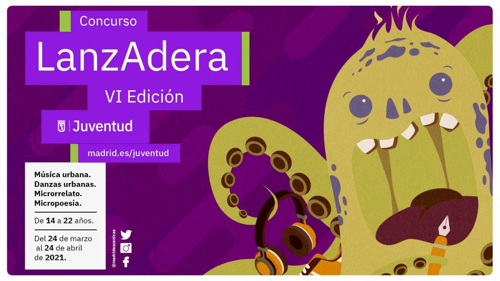 LLEGA LA VI EDICIÓN DE LA LANZADERA DE MADRID JUVENTUD