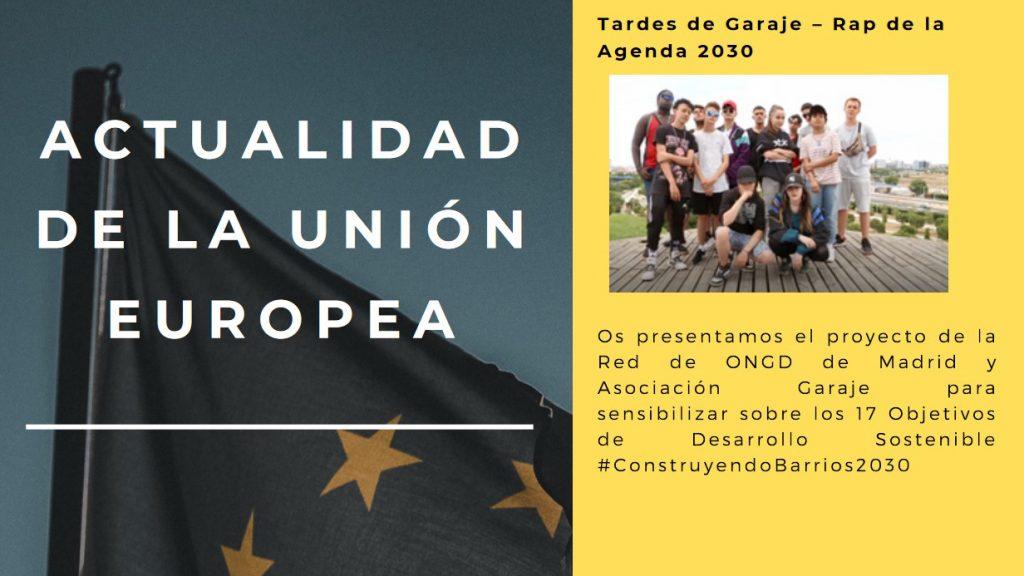 """EUROPE DIRECT CIUDAD REAL DIFUNDE """"ES TU TURNO"""""""